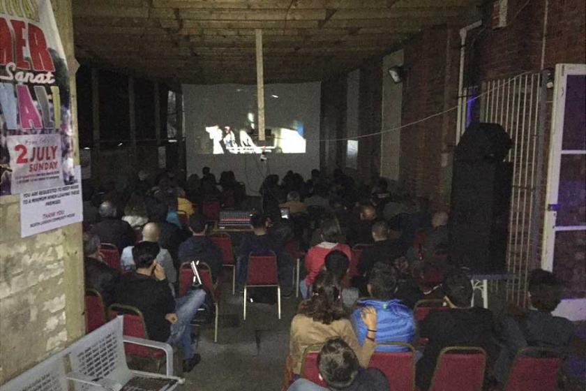 DAY-MER Festivali kısa filmlerle devam etti