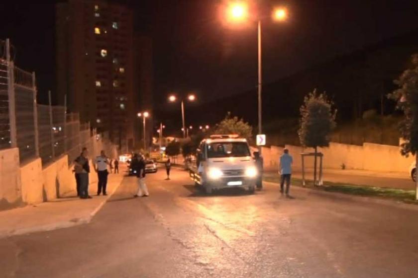 Maltepe'de öldürülmüş bir kişi bulundu