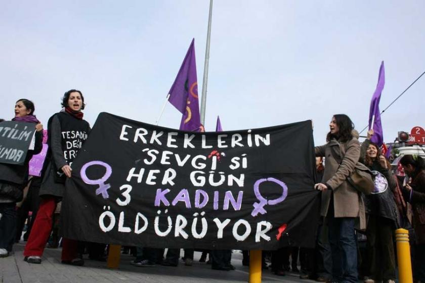 Erkek şiddetine maruz kalan 300 kadın kimlik değiştirdi