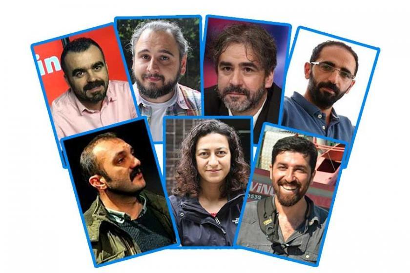 Gazetecilerin iddianamesi 187'nci günde hazırlandı