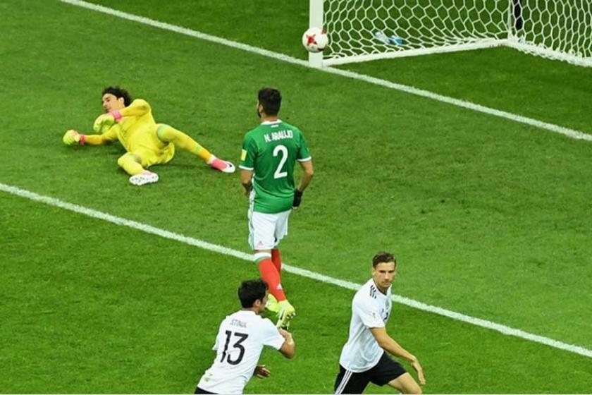 Konfederasyonlar Kupası'nda finalin adı: Almanya-Şili