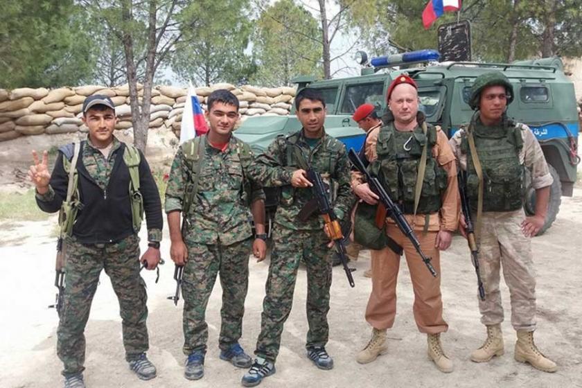 Rusya'nın Afrin'den çekildiği iddiası yalanlandı