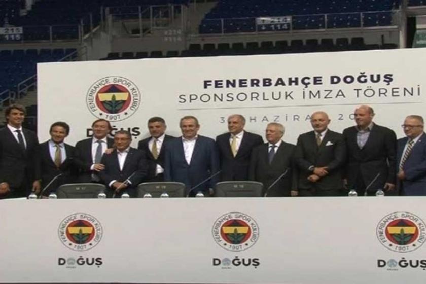 Fenerbahçe ve Doğuş'tan iş birliği imzası