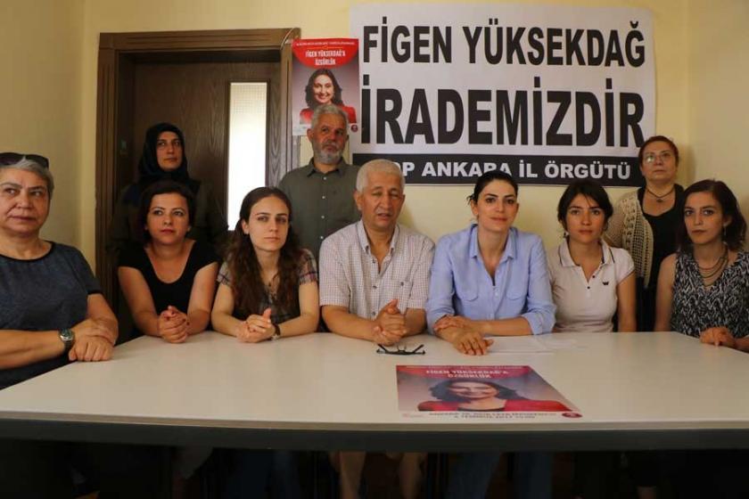 Yüksekdağ'ın davasına katılım çağrısı