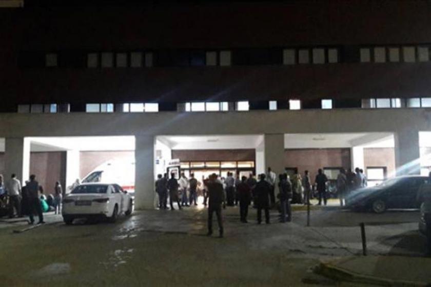 Mardin'de kireç fabrikasında patlama: 8 yaralı