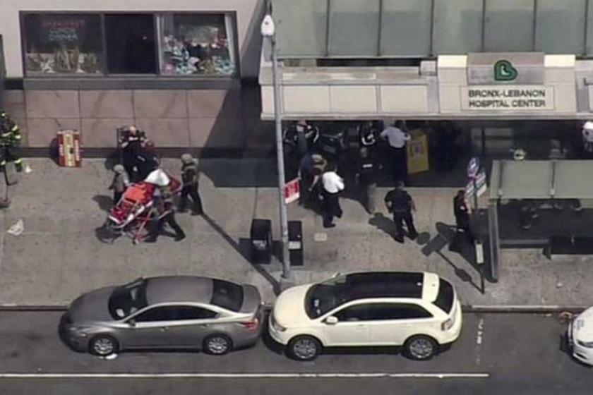 New York'ta hastanede silahlı saldırı: 2 ölü, 6 yaralı