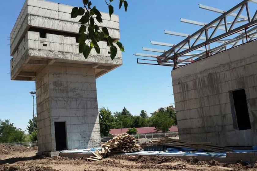 Diyarbakır'ın dört bir yanına karakol yapılıyor