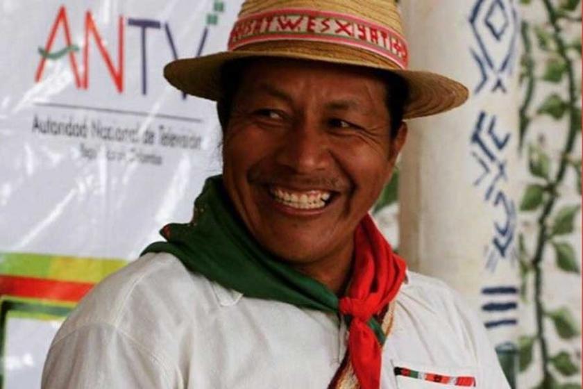 Kolombiya'da barış ödüllü yerli lider beraat etti