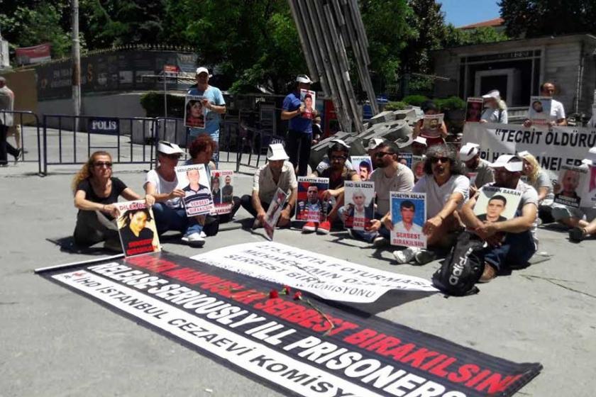 'Hasta mahpus Mehmet Emin Özkan serbest bırakılsın'