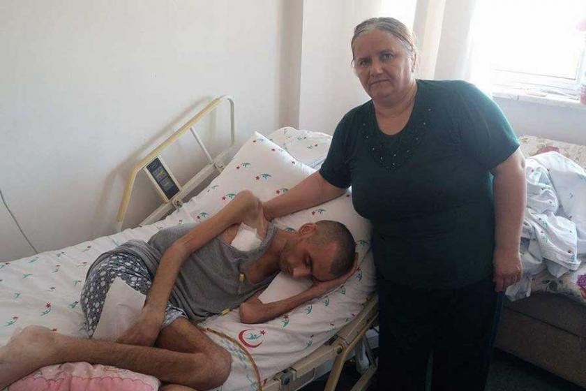 Kanser hastası tutuklunun ailesinden dayanışma çağrısı