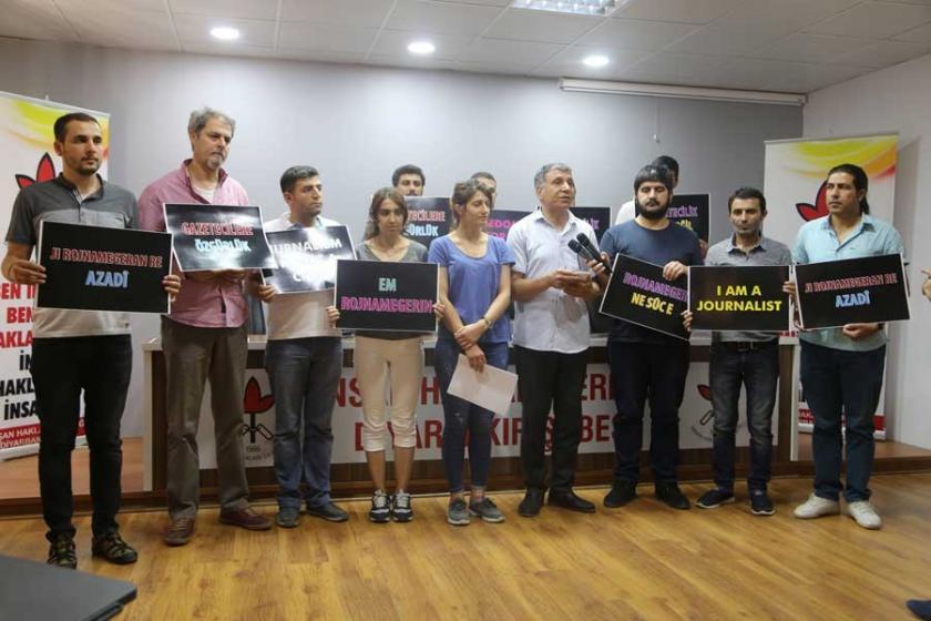 Gazetecilerin haziran raporu: 4 tutuklama, 5 gözaltı
