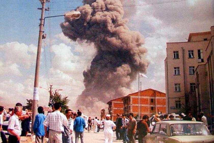 Korkunç patlamanın 20. yılında anıldılar
