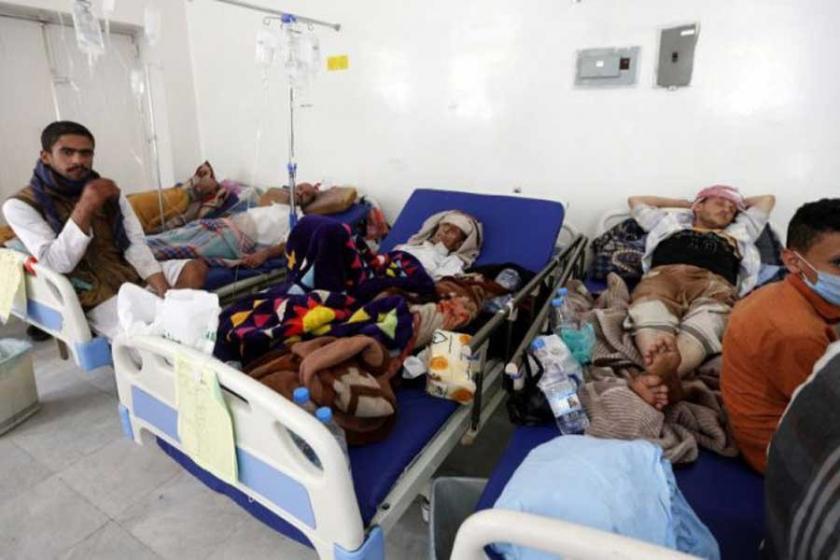 Dünya Sağlık Örgütü'nden Yemen'e 400 ton yardım malzemesi
