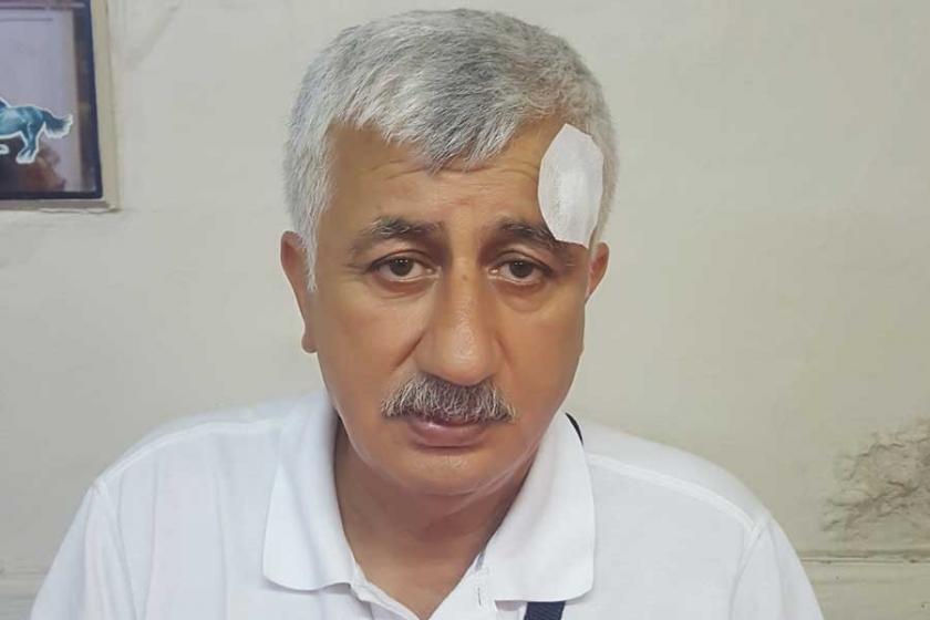 SYKP Samsun İl Eş Başkanı'na saldırı