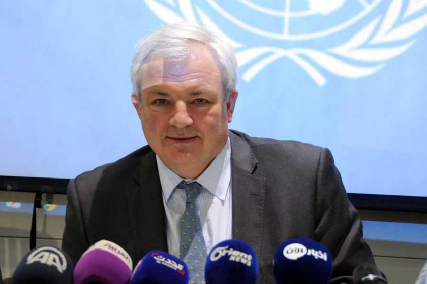 BM Genel Sekreter Yardımcısı: Rakka'dan 185 bin kişi kaçtı