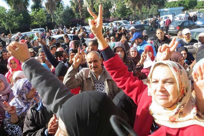 Fas'ta işten atılan 540 işçi için dayanışma çağrısı