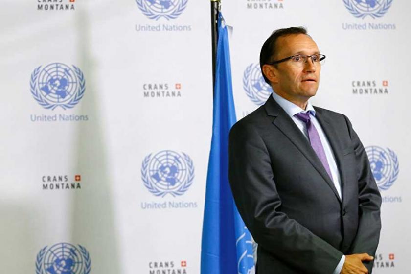 Kıbrıs müzakereleri askıya alındı
