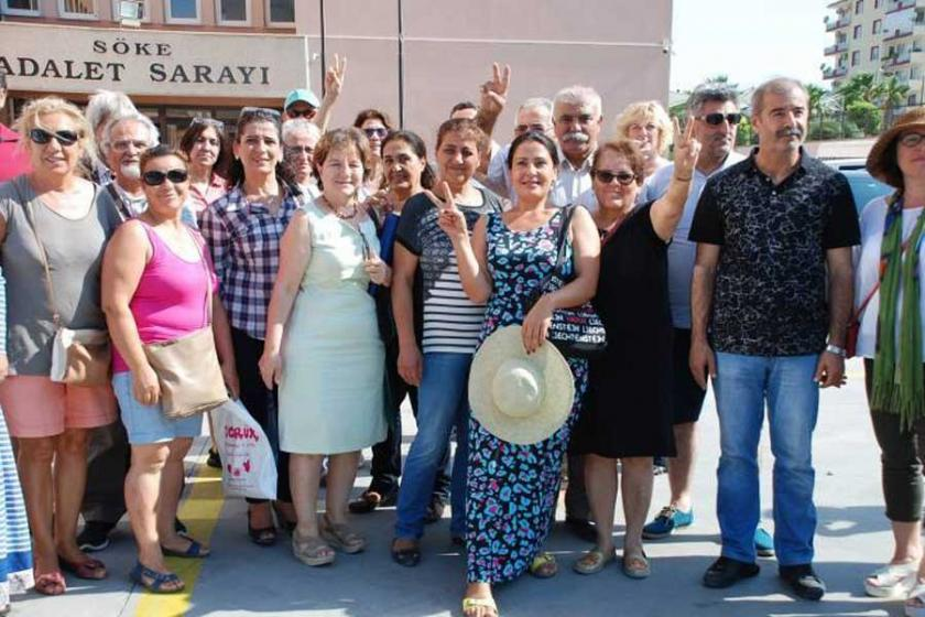 Barış Akademisyenlerine destek veren 46 kişi yargılandı
