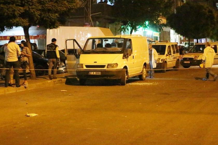 Antep'te silahlı saldırı: 1 ölü