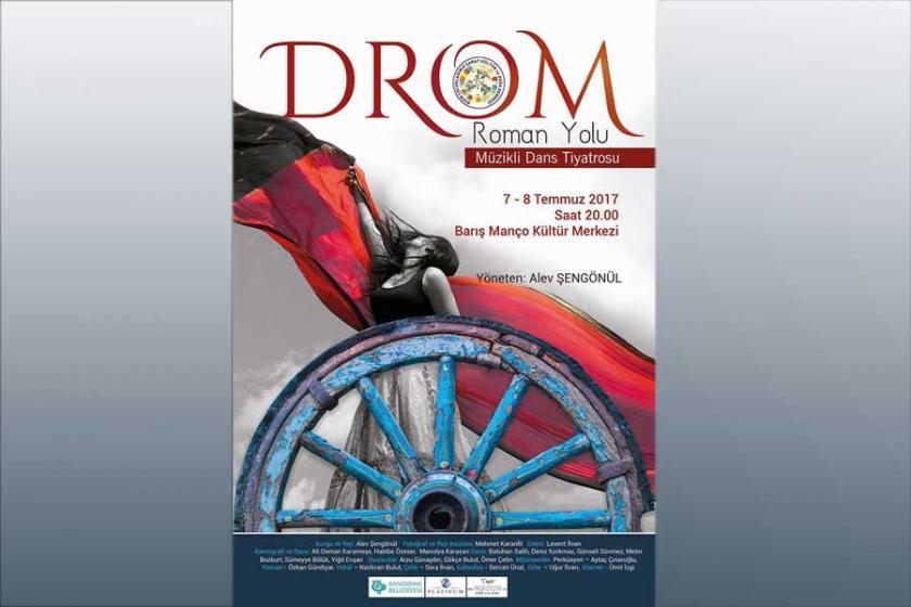Bandırma'da bir Roman havası: Drom