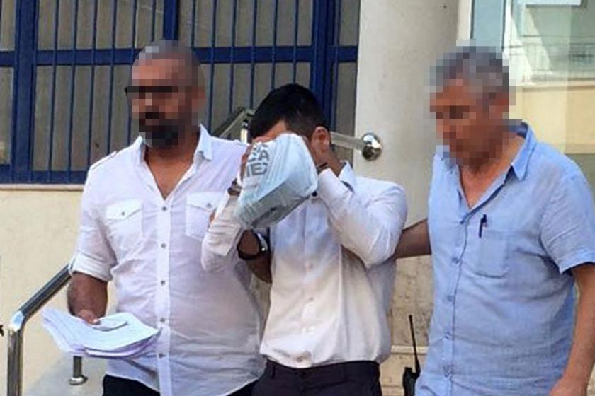 Üniversite öğrencilerini taciz eden şahıs gözaltına alındı
