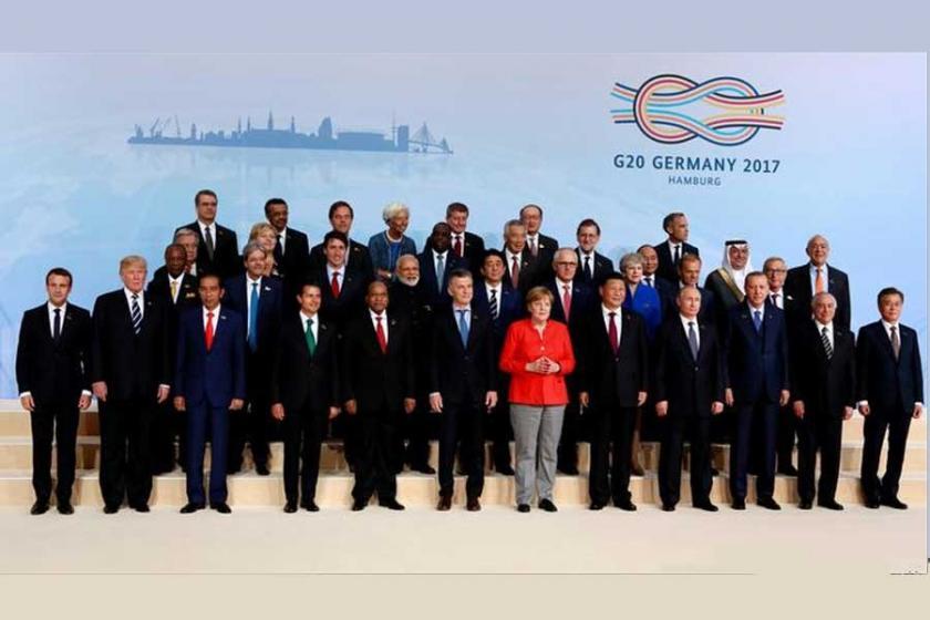 G20'de ilk gün sona erdi