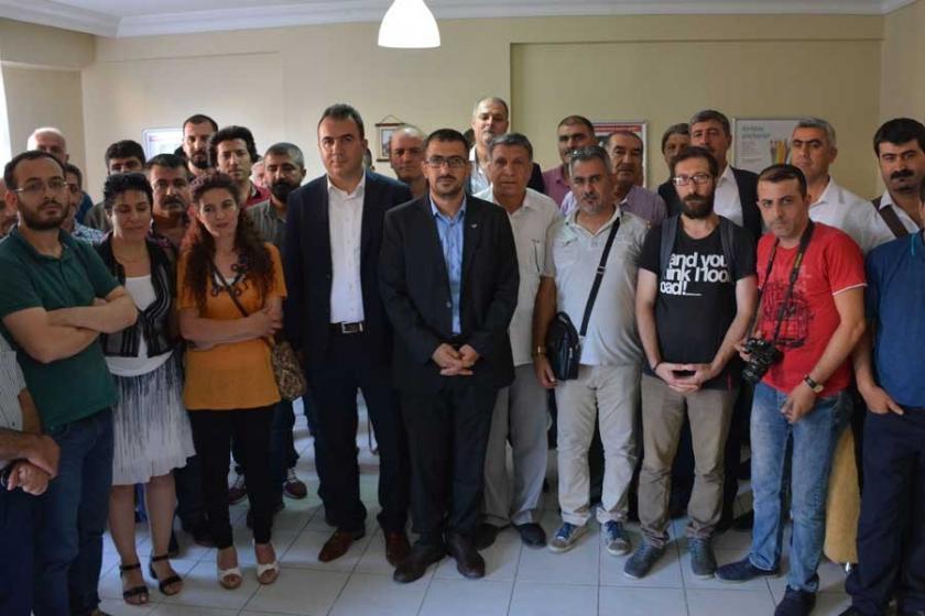 TGS, Diyarbakır Temsilciliği'ni etkinlikle açtı