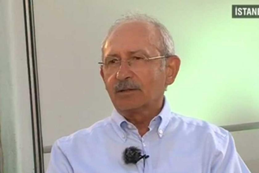 Kılıçdaroğlu: Bu yürüyüş son değil, bir başlangıç