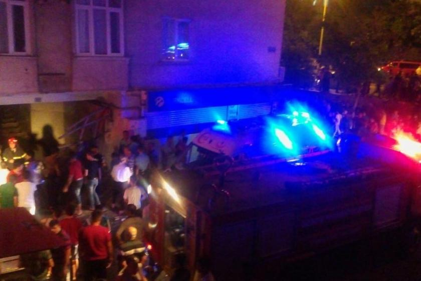 Antep'de patlama: 11 yaralı