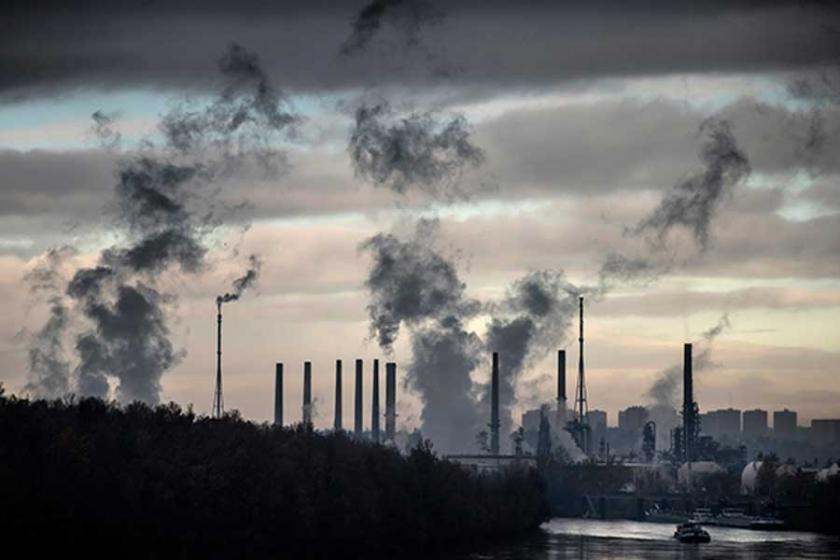Meksika'da hava kirliliği yılda 5 bin can alıyor!