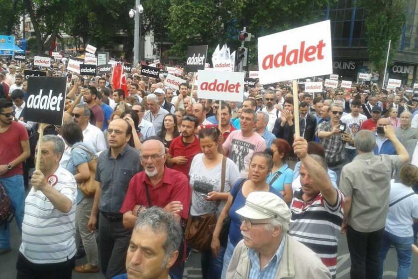 Adalet yürüyüşü demokrasi yürüyüşüne dönüşmeli