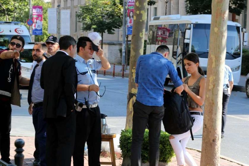 22'nci Dünya Petrol Kongresi nedeniyle bazı yollar kapalı