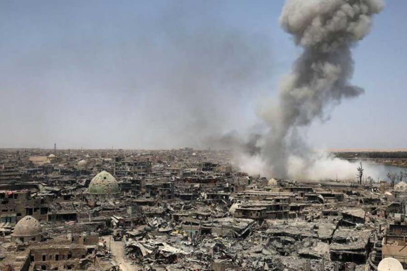 Musul'da sevinçler buruk, yıkım büyük