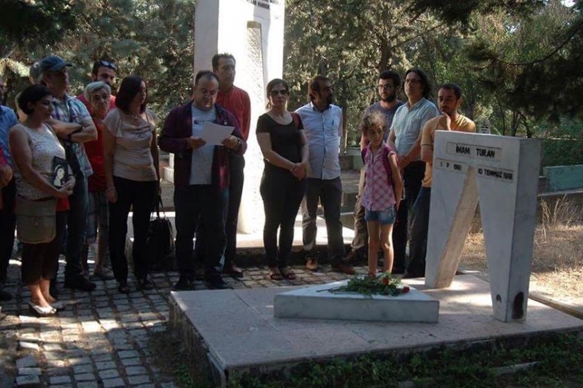 Elif Tuncer ve İHD yöneticileri mezarları başında anıldı