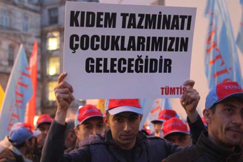 Türk-İş: Kıdem tazminatına dokunulmasın