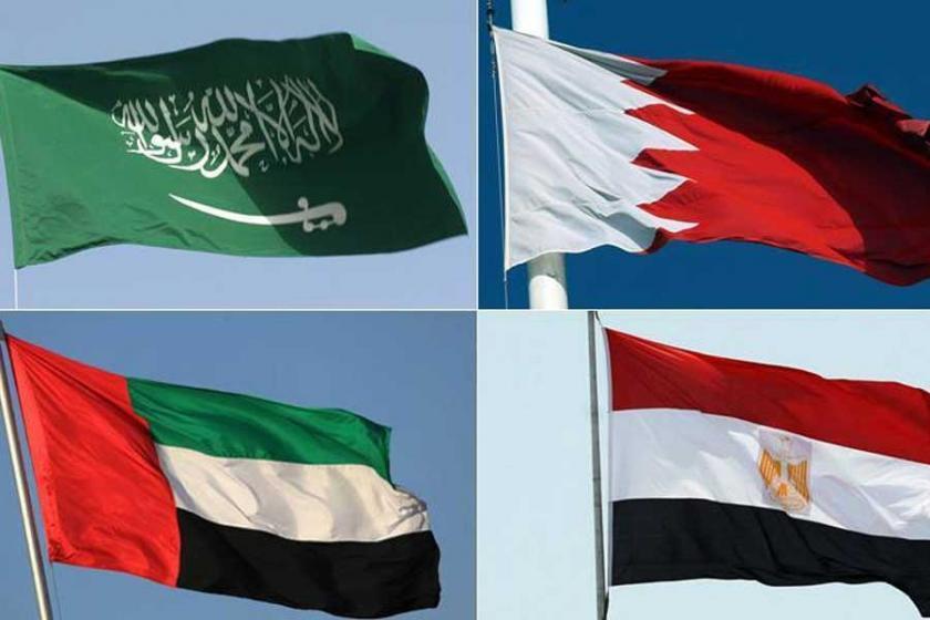 4 Arap ülkesinden ABD-Katar mutabakatına yanıt