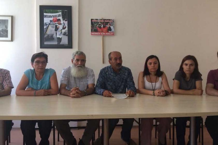 Kızılçay: Gülmen ve Özakça'nın yaşam hakkı için yürüdüm