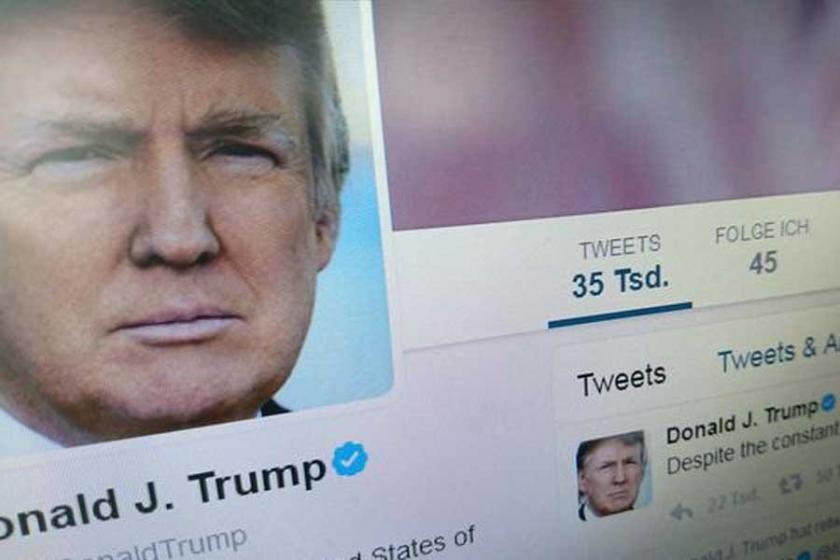 Twitter kullanıcıları Trump'ı mahkemeye verdi