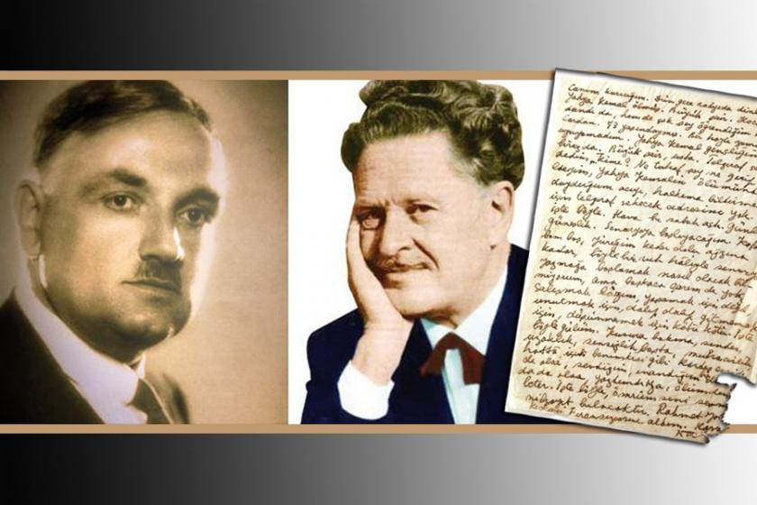 Nâzım Hikmet'in Yahya Kemal mektubu ilk kez yayımlandı