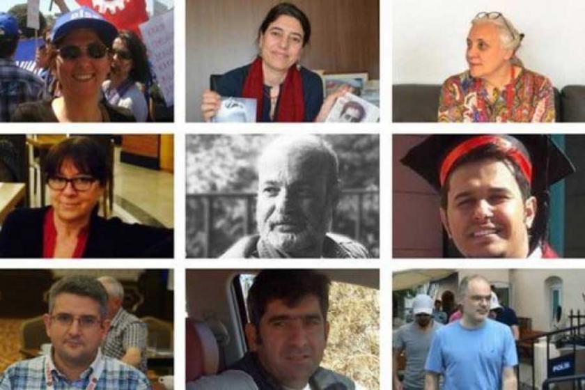 Af Örgütü'nden gözaltındaki hak savunucuları için kampanya