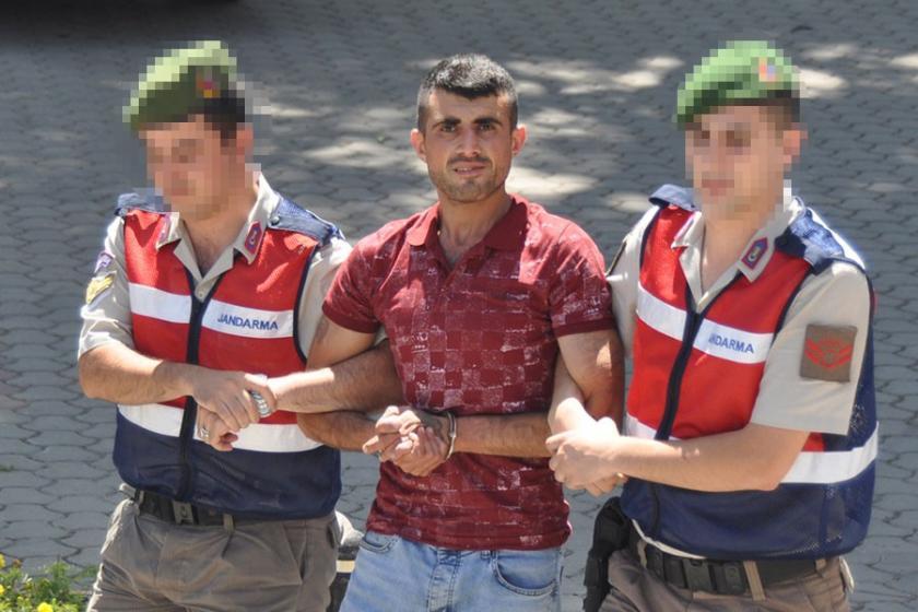 Bursa'da taksiciyi gasbeden şahıs tutuklandı