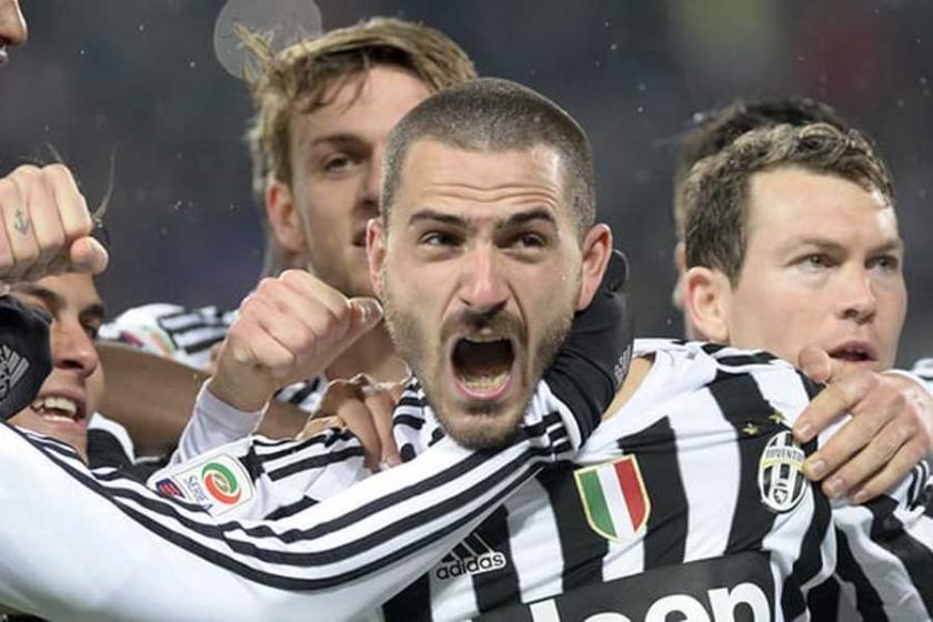 Juventus'un stoperi Bonucci, Milan yolunda