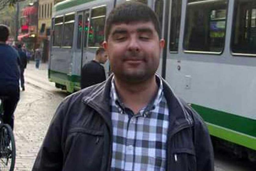 Valilik binasından düşen görme engelli mühendis öldü