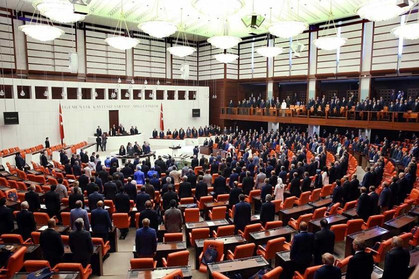 Meclis'e 113 yeni fezleke gönderildi 91'i HDP'liler için