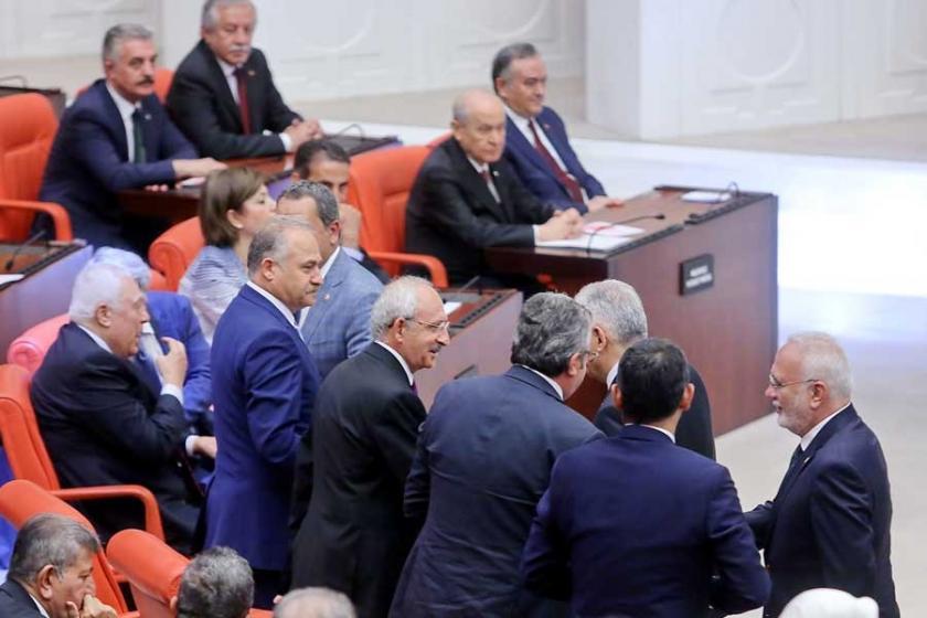 Konuşması kaldırılan Kılıçdaroğlu, törene katılmayacak