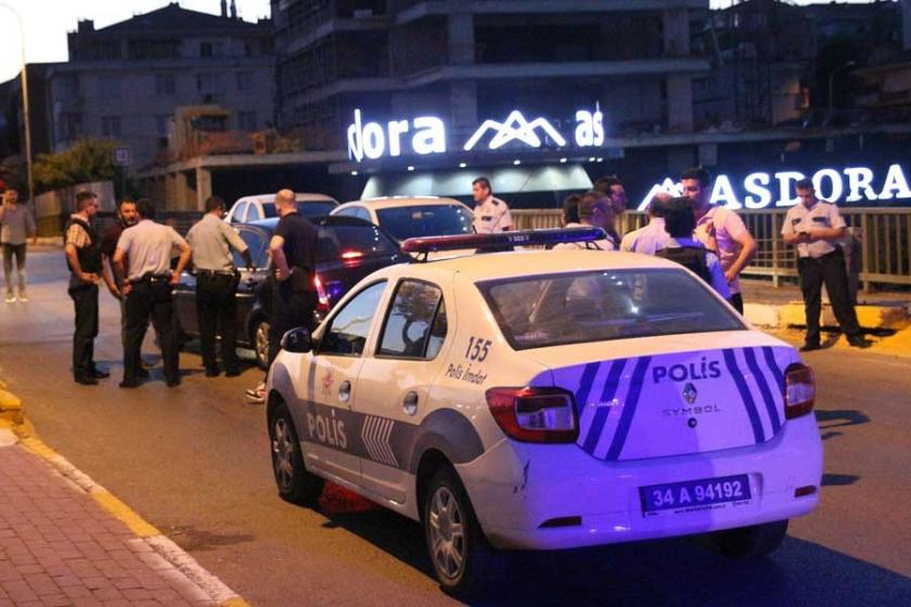 Tuzla'da polise silahlı saldırı: Polis yaşamını yitirdi