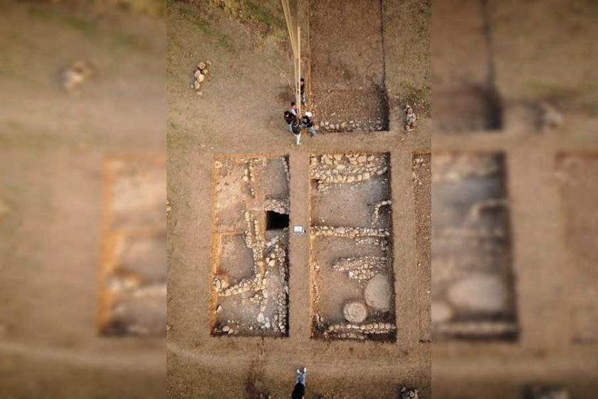 10 bin yıl önce ölenler yeniden doğuş inancıyla gömülüyormuş