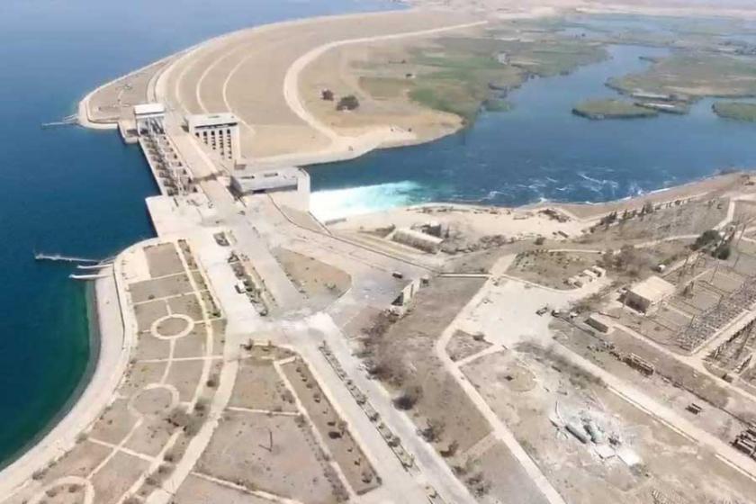 Suriye hükümeti ve SDG'nin Tabka Barajı anlaşması