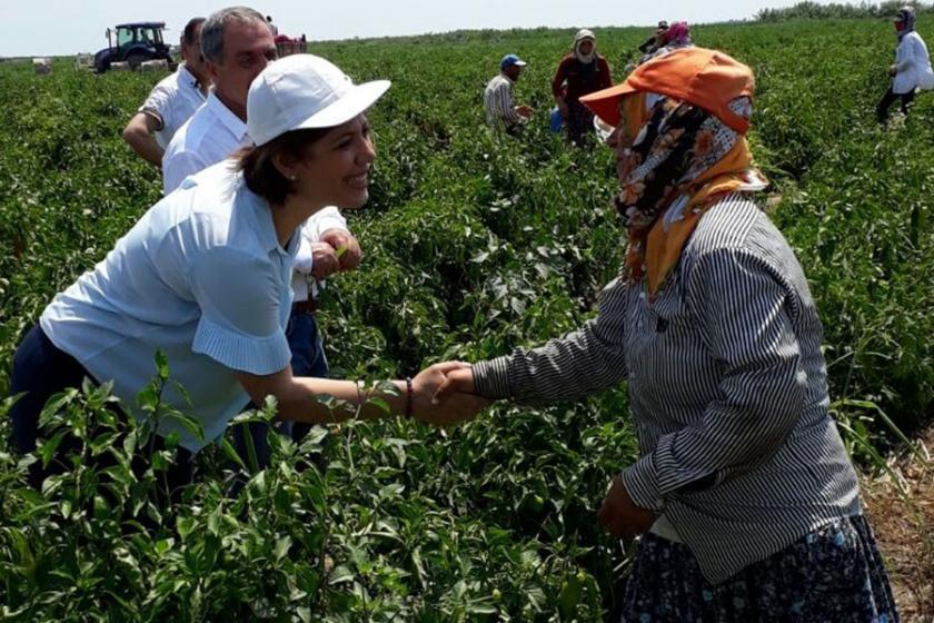 Beştaş, Adana'daki tarım işçilerini ziyaret etti