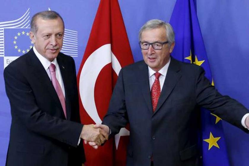 Juncker: AB Türkiye'ye kapısını açık tutmak istiyor